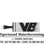 Egernsund Malerforretning - sponsor Benniksgaard Golf Klub