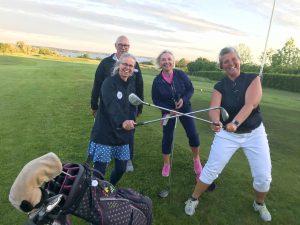 Firmaarrangement begyndergolf Benniksgaard Golf Klub